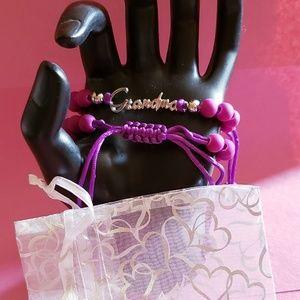 Jewelry - Purple Grandma Bracelet